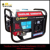 China Golden Supplier 2kw Gasoline Loncin Generator