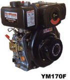 14-25HP Air Cooled Twin Cylinder 4 Stroke Horizontal /Vertical Shaft Diesel Engine