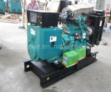 Best Seller Industrial 120kw Diesel Generator with Super Silent Canopy