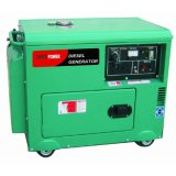6kVA Air Cooled Silent Small Diesel Generator