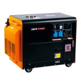 Diesel Portable Power Generator with CE/EPA/CIQ/Soncap Approval (UE8600T)