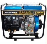 Mobile Welding Machine Generator 200A-300A Current (KDE6700EW)