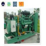 Green Power 500kw Nature Gas Turbine Power Plant Generator Set with Water-Cooled and CHP