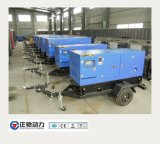 Hot Sale 104kw Volvo Power Diesel Generator with Soundproof