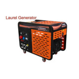 Industrial 4.6 Kw / 5.0 Kw Diesel Generator with Low Noise Air-Cooled