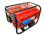 Three Phase 2.8kw Pure Copper Electric Start Gasoline Generator (JJ3000-A)