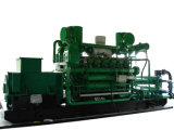 600kw CHP Natural Gas Generators for Electricty Power Plant