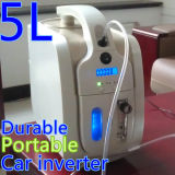 5L Portable Oxygen Concentrator with Concentration 90% Oxygen Bar (JAY-5P)