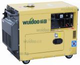 Air Cooled Diesel Generator-Silent Type (WD5000LN)