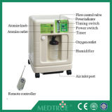 CE/ISO Apporved Hot Sale Medical Health Care Mobile Electric 3L Oxygen Concentrator (MT05101003)