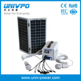 7ah Portable Solar Power Lighting System Kit/Solar Lighting System for Indoor (UNIV-7AH)