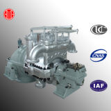 Extraction Condensing Steam Turbine-Generators in Boilers (C1-60)