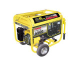 5kw Diesel Silent Generator with Wheels and Handle