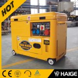 5kw Air Cooled Single Cylinder Diesel Generator