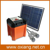 Mini Best Selling DC12V Solar Charger Built-in Battery Generator (SP3)
