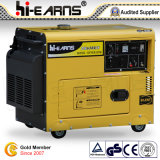 2-10kw Diesel Generator Set/ Air-Cooled Generator (DG6500SE)