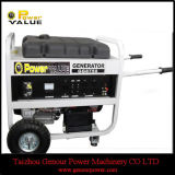 China 100% Copper Wire Gasoline Generator 4kw 5kw 6kw with High Quality Generator Voltage Regulator