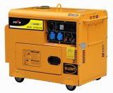 15kVA Water Cooled Portable Home Use Diesel Silent Generator