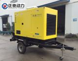 Movable Trailer Generator with Wheels (ZCDL-Txxx)