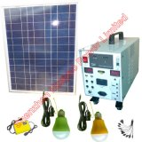 125W Solar Home System with OEM and ODM Service Available
