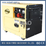 6kw 3-Phase Soundproof Diesel Generator with High Quality and Best Price