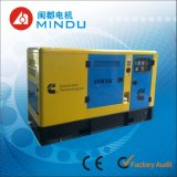 Silent 45kVA Diesel Generator Set Low Fuel Consumption