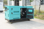 Silent Diesel Generator with Chinese Brand Xichai Engine Faraday Alternator 22kw in Stock