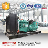 100kw Power Silent Generator Soundproof Diesel (HQ100GF)