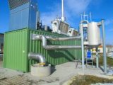 Complete CHP Cogeneration Power Plant with Biomass Generator Sets, Wood Gas Generator