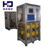 Brine Electrolyzer Salt Water Generator for Surface Disinfection