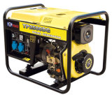 CE Approved, 2 Kw, Open Frame, Portable Diesel Generator (TP2500DG)
