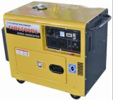 Small Air Cooled Silent Type Diesel Generator 5kw