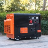 Air Cooled, 3phase, 1phase, 6kVA, 5kVA Silent Diesel Generator Price