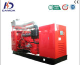 CE Approved 80kw Natural Gas Generator / Biomass Power Plant