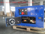 AC Three Phase 50Hz/10kVA Key Start Silent Diesel Generator for Farm and Shop Use (KDE12T3)