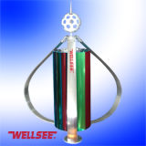 400W Wellsee Squirrel-Cage Small Squirrel-Cage Wind Turbine (WS-WT)
