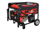 Fusinda 2.5kw Electric Portable Gasoline Generator with Handle and Wheels