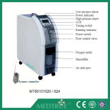 CE/ISO Apporved Hot Sale Medical Health Care Mobile Electric 5L Oxygen Concentrator (MT05101024)