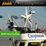 800W Factory Supply Small Wind Turbine Generator