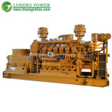 China Manufacturer Supply Biomass Syngas Power Generator From 375kVA to 1250kVA