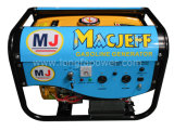 2kw Electric Start Fish Type Home Gasoline Generator