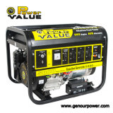 China 100% Copper Wire 15 HP Gasoline Generator2kw 3kw 4kw 5kw 6kw with High Quality Generator Voltage Regulator