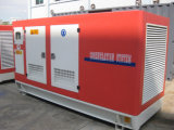 50kw H Series Soundproof Type Generator Powered by Natural Gas