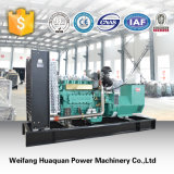 Low Oil Consumption 800kw 1000kVA Diesel Generator Powered by Perkins Low Oil Consumption 200kw Diesel Generator with Yuchai Diesel Engine