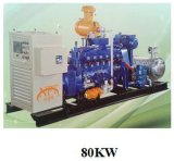 80kw Syngas/Producer Gas, Biomass Generator Set