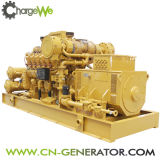AC 3 Phase Electric Motor Nature Gas Engine Generator Sets