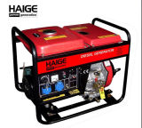 Air Cooled Portable Diesel Engine Generator 2kw, 3kw and 5kw