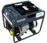 Fusinda 5kVA Dual Fuel Gasoline Generator with Senci Alternator Generator