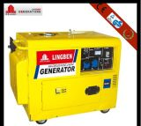 5kw Single Phase Silent Diesel Generators (LB6000LN-1)