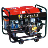 2kVA Small Open Type Diesel Generator Set for Home Use